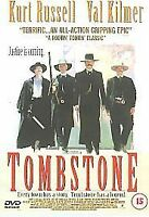 ? Tombstone (DVD, 1999) freepost in very good condition