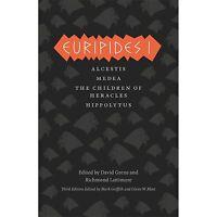 The Complete Greek Tragedies: Euripides I : Alcestis, Medea, the Children of...