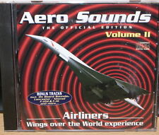 Aero Sounds Volume II CD - Includes sounds of Concorde taking off & landing