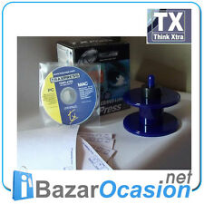 Etiquetadora de CD / DVD Think Xtra TX Press Labeller New
