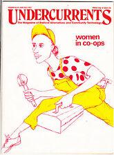 Undercurrents Magazine No.46 June/July 1981 - Alternative Technology