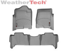 WeatherTech DigitalFit FloorLiner for Tahoe/Yukon Hybrid - 1st/2nd Row - Grey