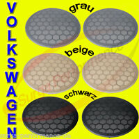 Lautsprechergitter für VW Passat 3B / 3BG Schwarz Grill Blende Rechts+Links