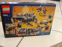 LEGO DC Universe Super Heroes Superman Battle of Smallville (76003) new