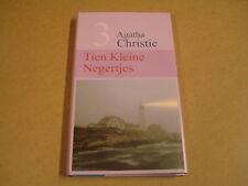 BIBLIOTHEEK HET LAATSTE NIEUWS N° 3 / AGATHA CHRISTIE - TIEN KLEINE NEGERTJES