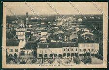 Reggio Emilia Reggiolo cartolina QK0330