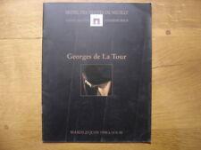 Catalogue de Vente aux Encheres 1998 GEORGES DE LA TOUR Aguttes Neuilly