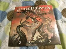 Boris Vallejo's Fantasy Calendar 2000 New and Unopened