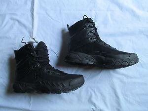 Under Armour Valsetz  2.0 1296756 Tactical man black boots  BRAND NEW