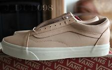 Vans Old Skool Dx Veggie Tan Leather New Size 10 Vn0A32Gjlui