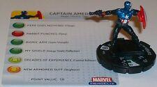 CAPTAIN AMERICA #205 Captain America HeroClix gravity feed