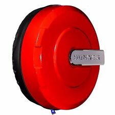 "33"" Hummer H3 Xtreme Tire Cover - Color Matched - Victory Red"