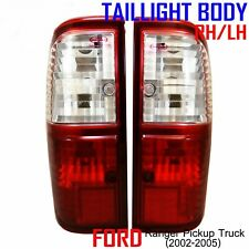 With for Ford Ranger Pickup Truck 2002-2005 Pair RH LH Tail Lamp Back Signal