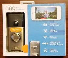 RING Video Doorbell HD NEW Wifi Android iOS iPhone Motion Detection Security