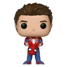 Spider-Man (Video Game 2018) - Spider-Man Unmasked Pop Vinyl Figure Funko
