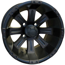 Golf Cart RIM WHEEL 12x7 4/4 3+4 RHOX RX184 for EZ-Go Club Car Yamaha many more