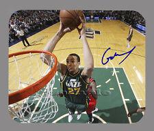 Item#3086 Rudy Gobert Utah Jazz Facsimile Autographed Mouse Pad
