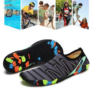 Aqua Water Shoes Men Women Beach Quick Dry Swim Footwear Outdoor Bicycle Fishing