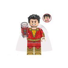 Comic Book Superheroes Custom Mini Figures - Shazam