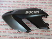 Carena fiancata sinistra verkleidung fairing hull Ducati Hypermotard 796 nero
