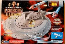 1998 Playmates Star Trek Insurrection USS Enterprise NCC-1701-E Collecters#11727