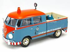 VOLKSWAGEN COMBI T1 TYPE 2 PICK-UP SERVICE CLIENTS VW REPARATION RAPIDE 1/24