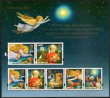 Great Britain 2011 Christmas Miniature Sheet Mint Unhinged