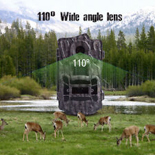 Boly Trail Game Camera 24Mp 1080P Hunting Camera 940nm no Glow Ir Night Vision