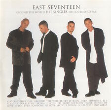 EAST SEVENTEEN - AROUND THE WORLD HIT SINGLES - LIMITED EDITION - DOUBLE CD