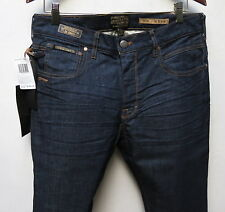 Third & Army Men Jeans 32 W x 32 Slim Stretch The Mechanic RAW New with Tags