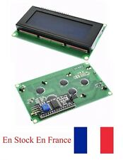 Display Ecran LCD 2004 rétroéclairage Bleu option I2C DIY Arduino Raspberry