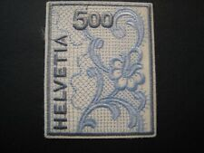 2000 Switzerland ST. Gallen Embroidery postage stamp First Made Series MNH VF-XF