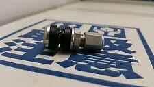 Enkei V365-0000CE - NT03+M Valve Stem, SILVER (one valve stem)