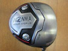 Used HONMA JAPAN TW717 455 10.5° Driver VIZARD TA65SR Graphite Stiff Regular