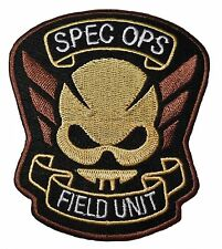 Resident Evil Raccoon Spec OPS Field Unit Embroidered Patch