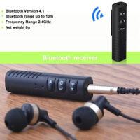 3,5 Mm Kabelloser Bluetooth-Anschluss Audioempfänger Lautsprecher Kopfhörer