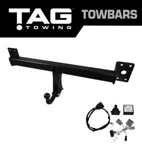 TAG Euro Towbar to suit Peugeot 406 (1995 - 2004) Towing Capacity: 1700kg