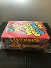 Wacky Packages 1979 Full Box of Unopened Sticker Packs