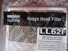 Broan Nutone Ll62F Range Hood Replacement Filter New