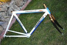 Pinarello Paris Vires 7003 T6 Alu frame + Pinarello Aria Carbon Fork Size: 48,5