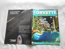 CORVETTE QUARTERLY-SPRING,1995-WEST MEETS EAST-DRIVING THE VETTE IN JAPAN