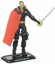 "G.I. JOE Hasbro 3 3/4"" Wave 5 Action Figure Iron Grenadier Leader Destro"