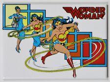 Wonder Woman  FRIDGE MAGNET DC Comics Justice League Comic Book Hero