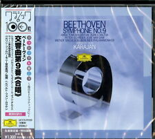 HERBERT VON KARAJAN-BEETHOVEN: SYMPHONY NO.9-JAPAN CD Ltd/Ed C41