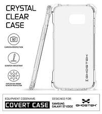 Funda Samsung Galaxy S7 Edge Ghostek Covert - transparente