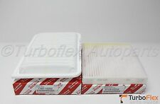 Toyota Camry 4Cyl. 07-15 / Venza 4Cyl. 09-15 Genuine  Air & Cabin Filter Kit