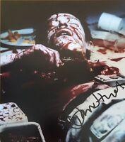 John Hurt Signed 10x8 Photo - Alien