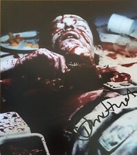 John Hurt Signed 10x8 Photo - Alien