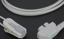 1pcs Csi Spo2 Sensor Adult Ear Clip 10feet 6pin Connector Compatible