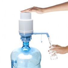 Universal Water Bottle Hand Pump Dispenser For 3 & 5 Gallon Bottles Portable New